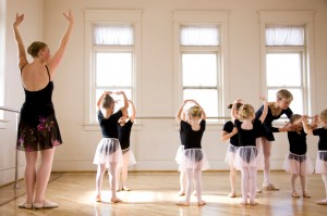 Dance classes - small classes - dance teachers - professional instruction